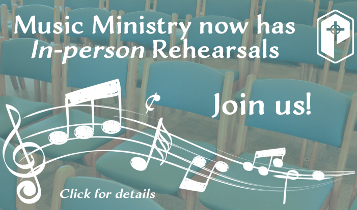 Music Ministry Update